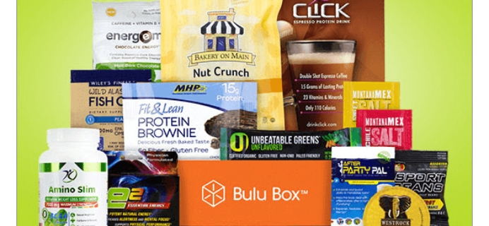 Bulu Box Limited Edition Busy Bee Box!