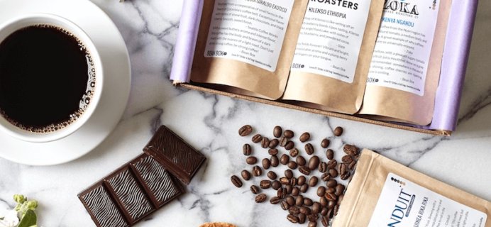 BeanBox Limited Edition Mother's Day Box & Coupon