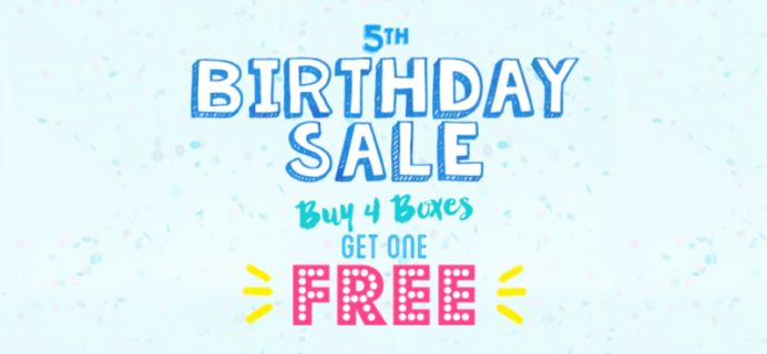 Vegan Cuts Birthday Sale: Buy 5 Months, Get 1 Free!