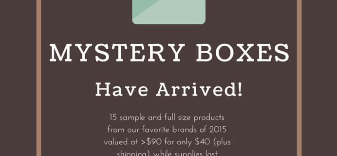 Ecocentric Mom Mystery Boxes Available + Coupon!