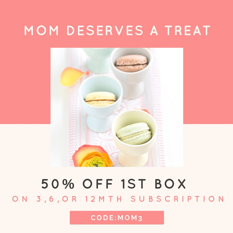 Your Bijoux Box Mother's Day 50% Off First Box + Bonus Items Deal!