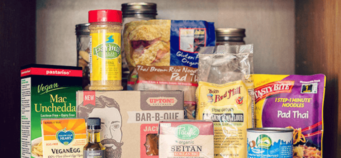Vegan Cuts Spring Sale: Limited Edition Pantry Box