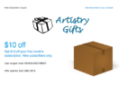 Artistry Gifts $10 Off Coupon! 3 Days Only!