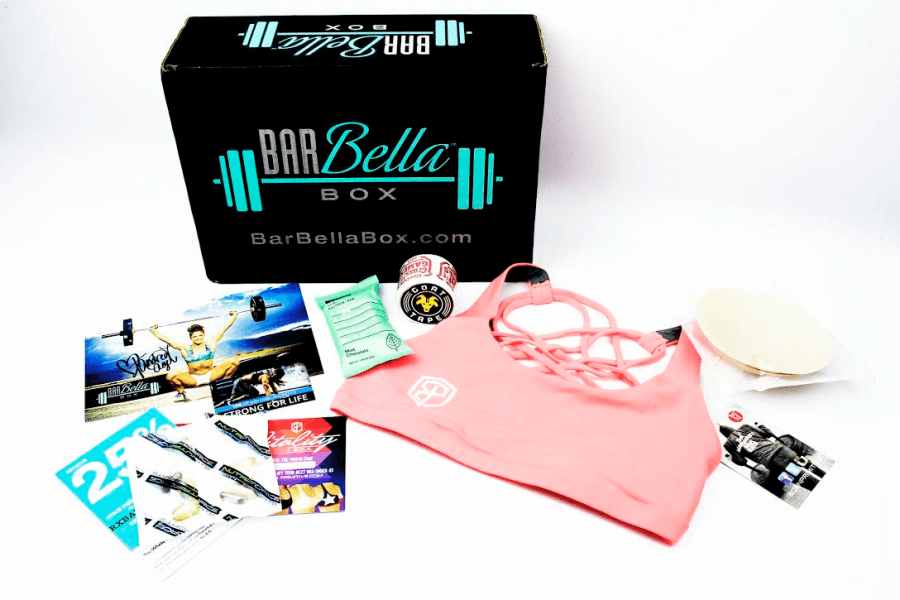 Barbella Box August 2016 Spoilers & Coupon