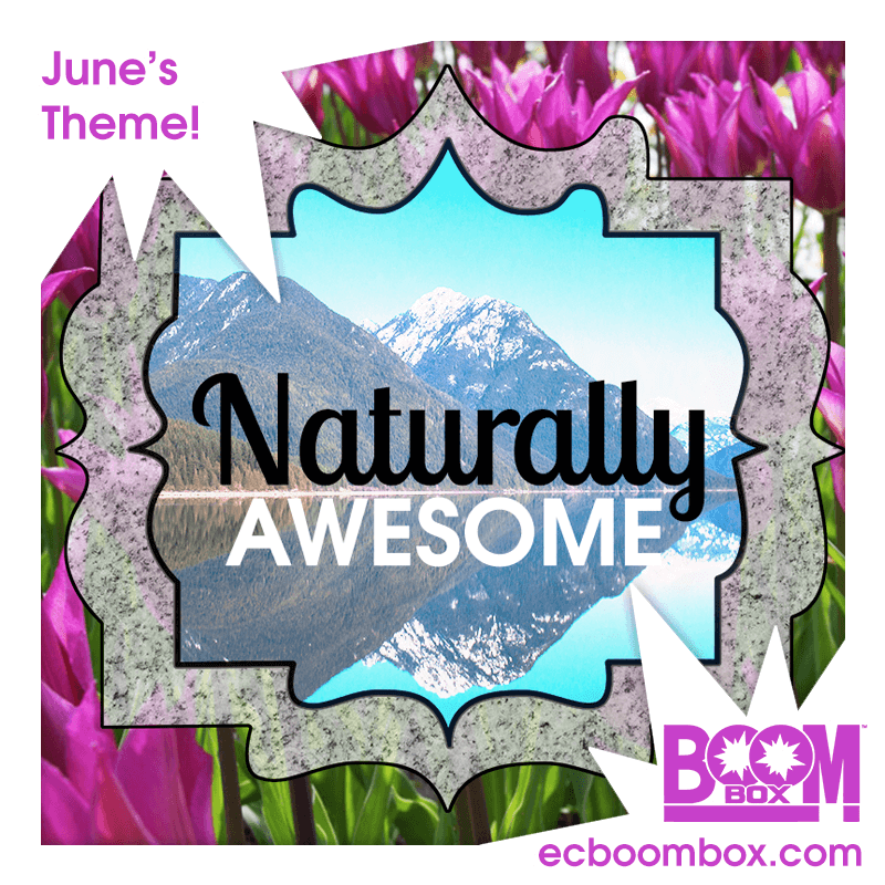 EC Boom! Box June 2016 Theme Spoilers & Coupon