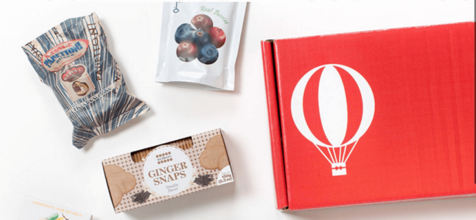 Try The World Snack Box Coupon: First Box $4!