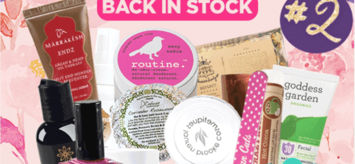 Vegan Cuts Spring Sale: Mystery Beauty Haul – HOT! Will sell out!
