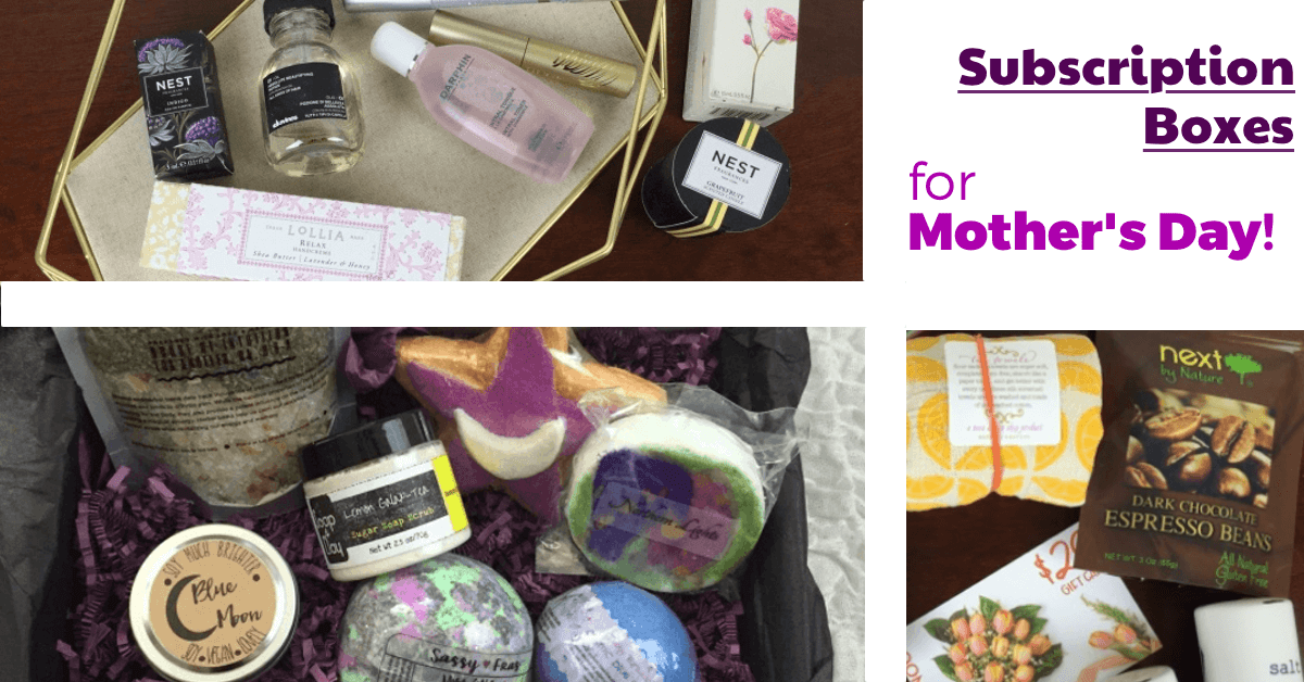 Subscription Box Substitutes for Mother's Day Flowers ...