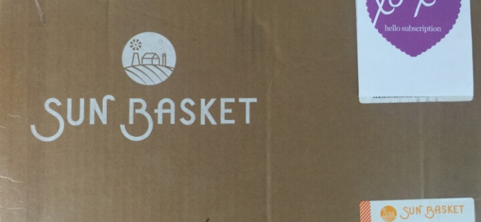 Sun Basket Review & $30 Coupon – April 2016