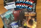 Comic Block Subscription Box Review & Coupon – April 2016