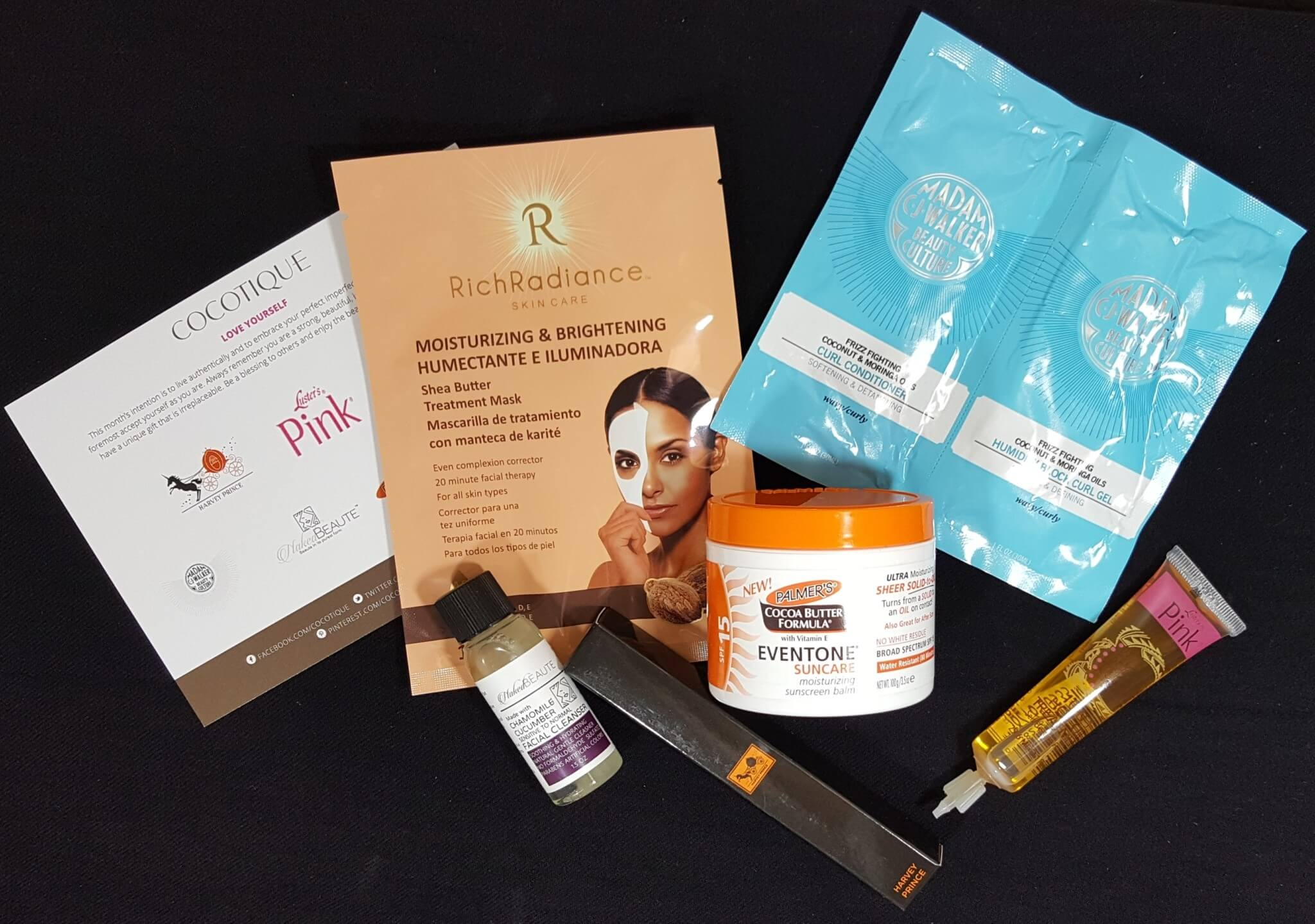 Cocotique May 2016 Subscription Box Review + Coupon