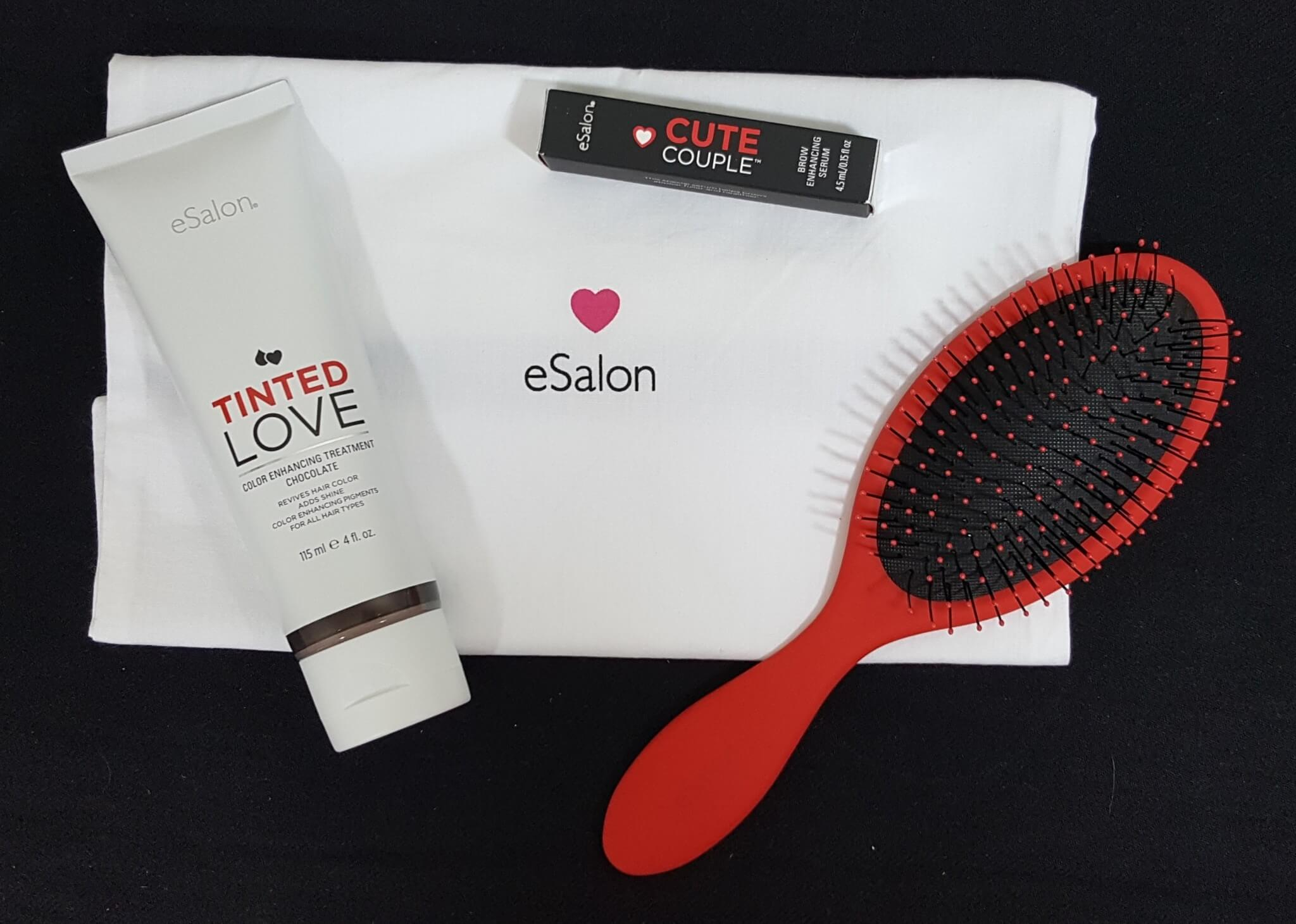 eSalon The Match-Up Subscription Box Review – June 2016 + Free Trial!