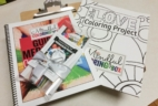 Mindful Coloring Box Subscription Box Review + Coupon – May 2016