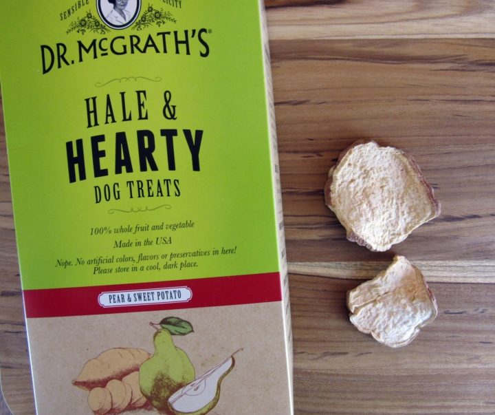 Dr. McGrath's Hale & Hearty Dog Treats