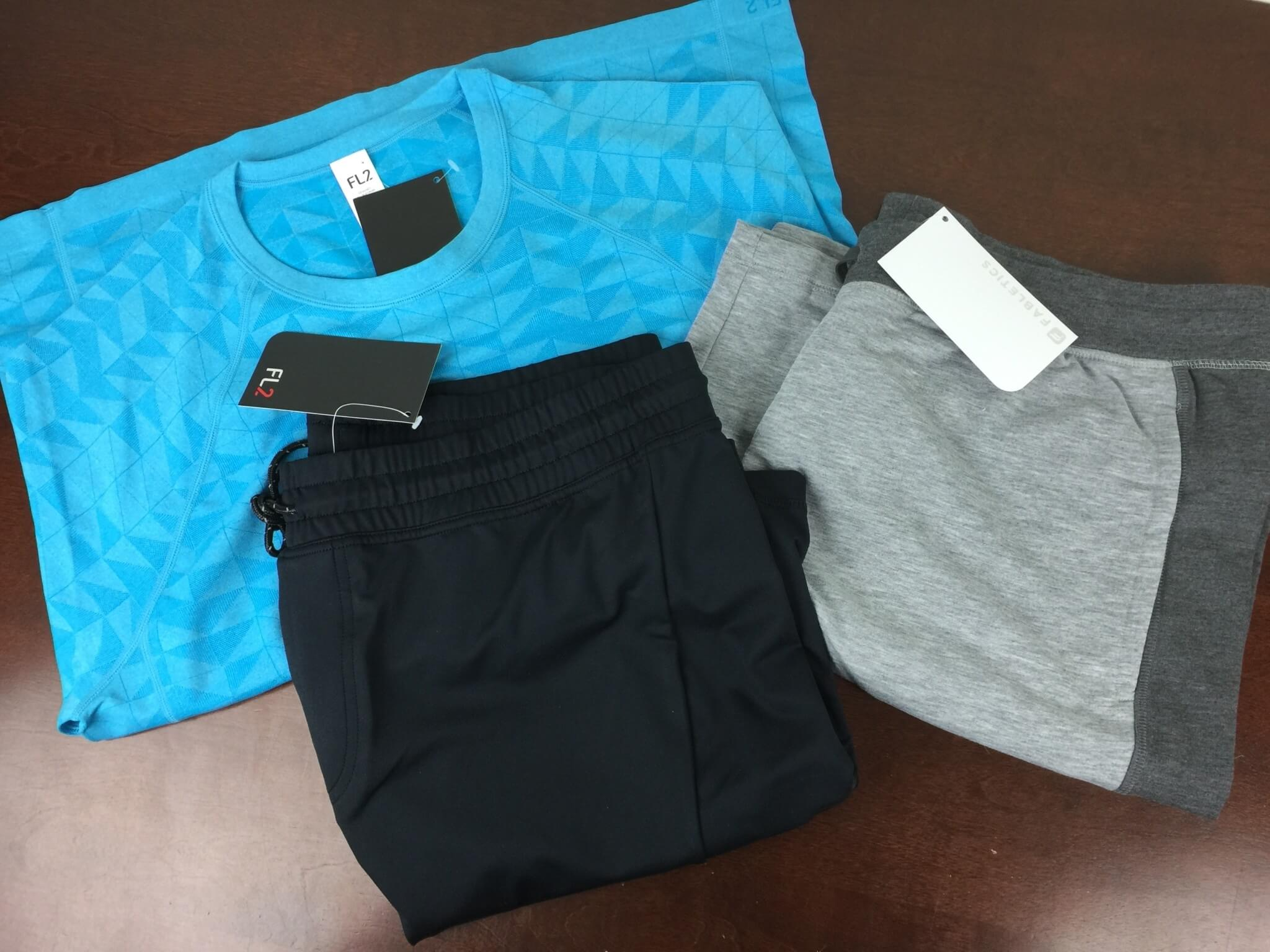 FL2 Fabletics for Men May 2016 Review + 50% Off Coupon