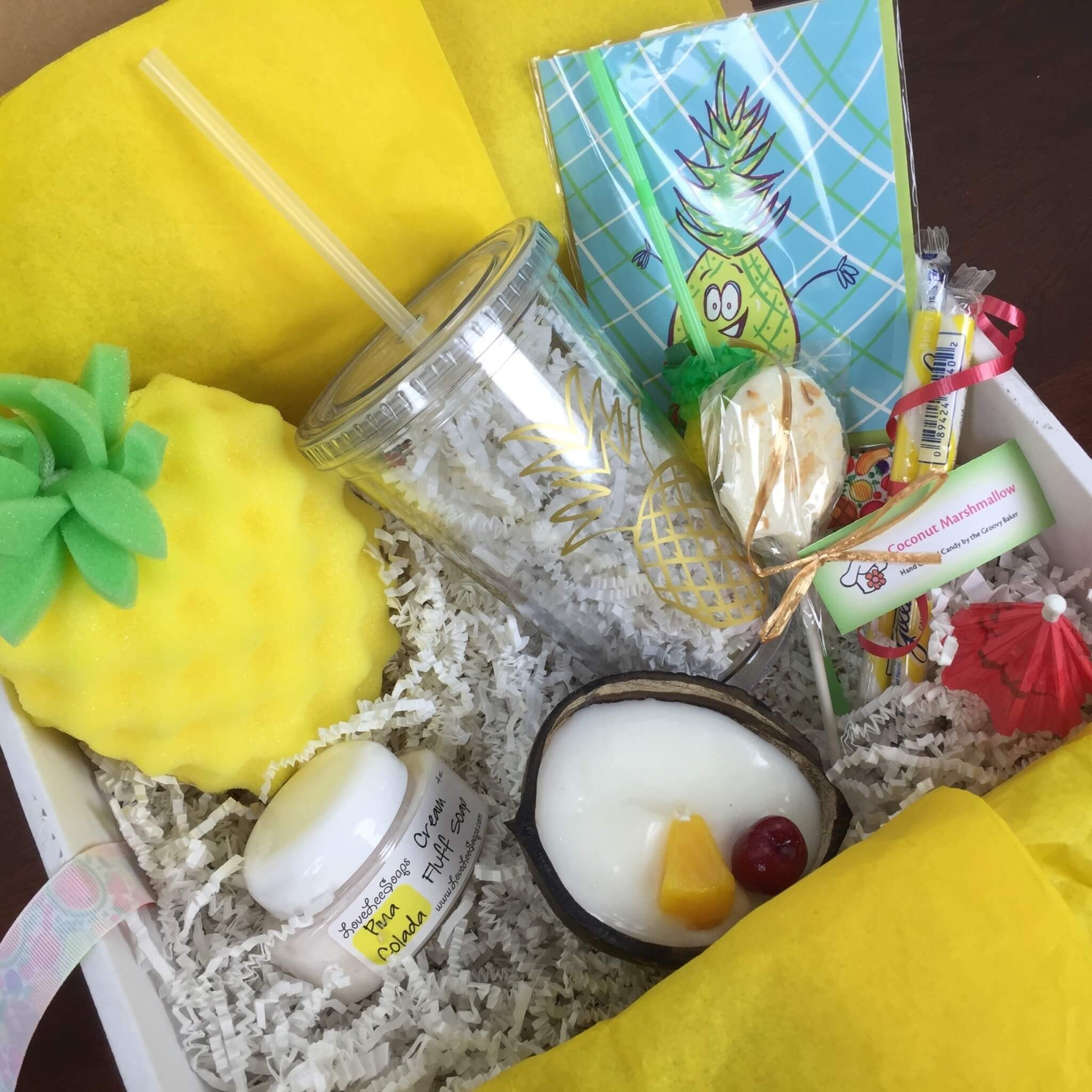 Fruit For Thought Box May-June 2016 review