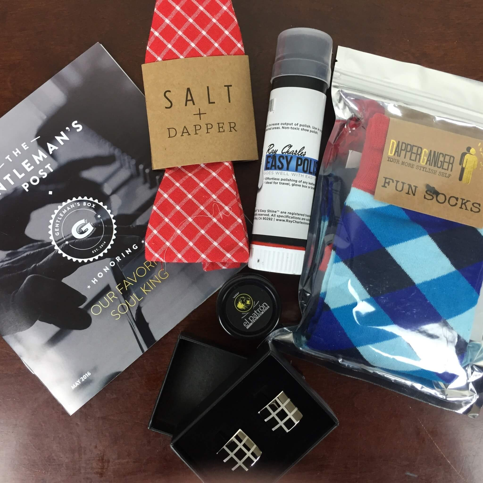 Gentleman's Box Review & Coupon – May 2016