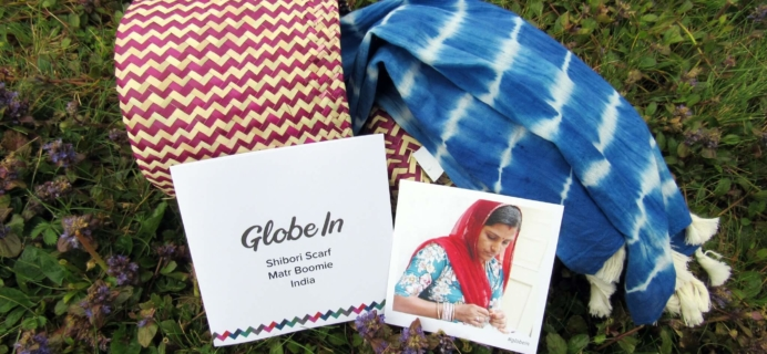 May 2016 GlobeIn Benefit Basket Review + Coupon