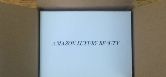 Amazon Luxury Beauty Box Review – April 2016