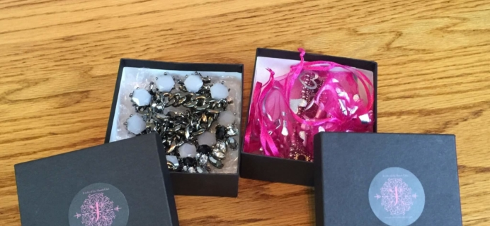 Jewelry Subscription May 2016 Review & 75% Off Coupon