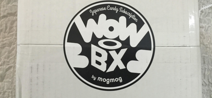 Wow Box May 2016 Subscription Box Review + Coupon