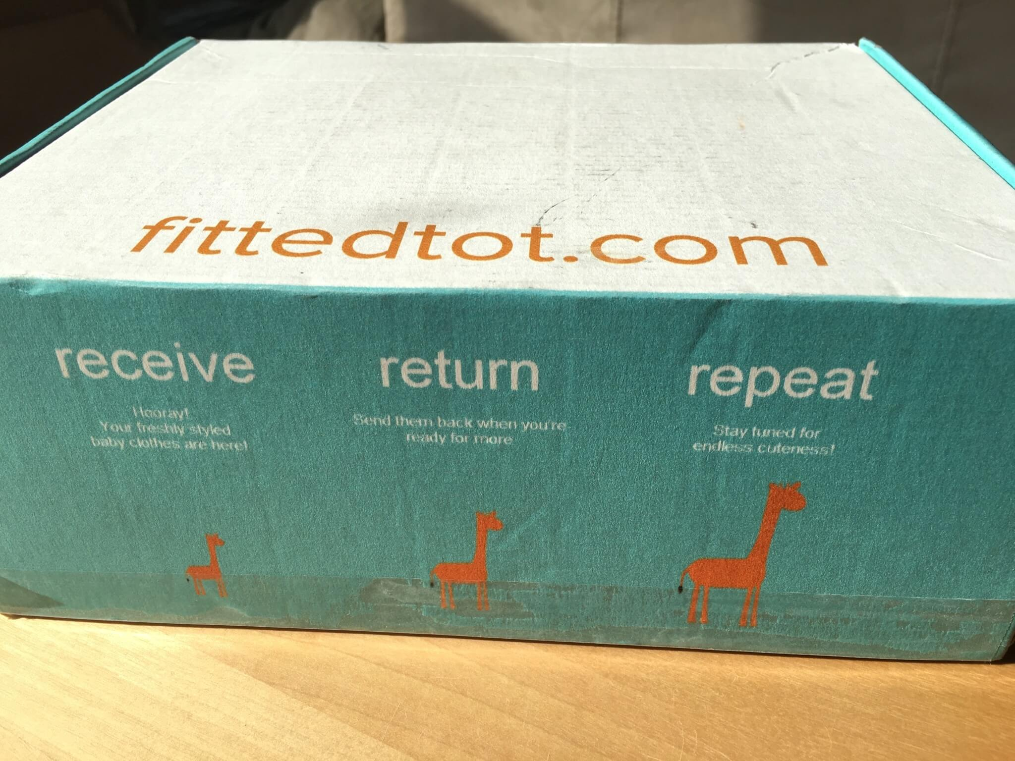 Fitted Tot May 2016 Subscription Box Review & Coupon