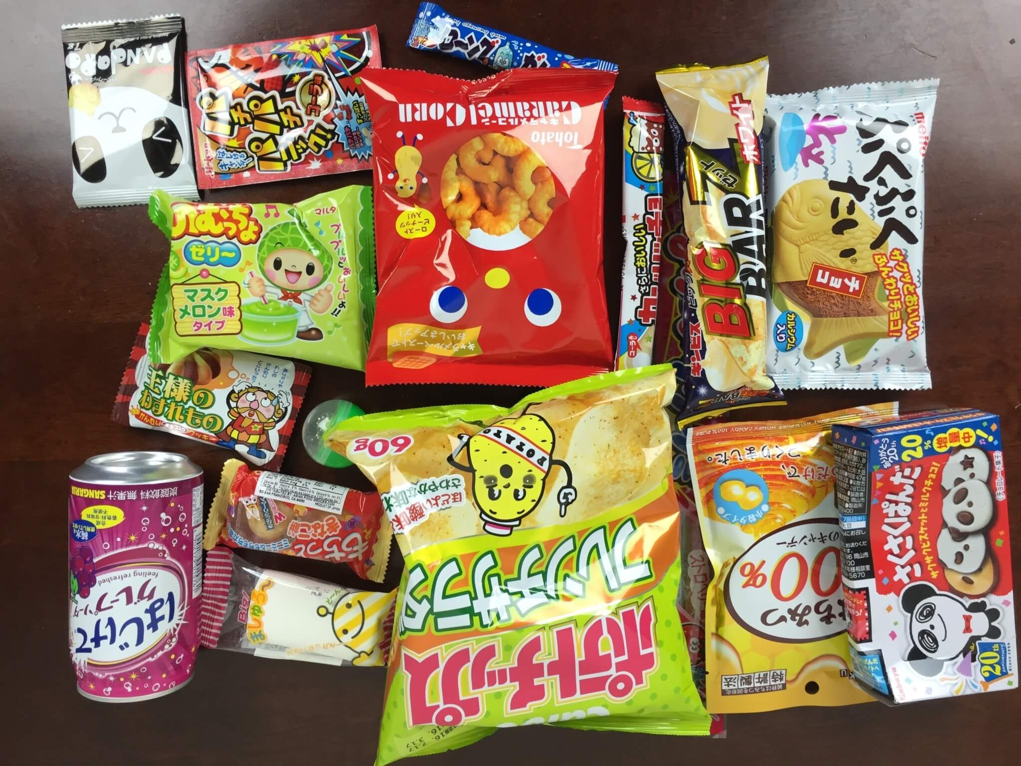 Japan Crate May 2016 review