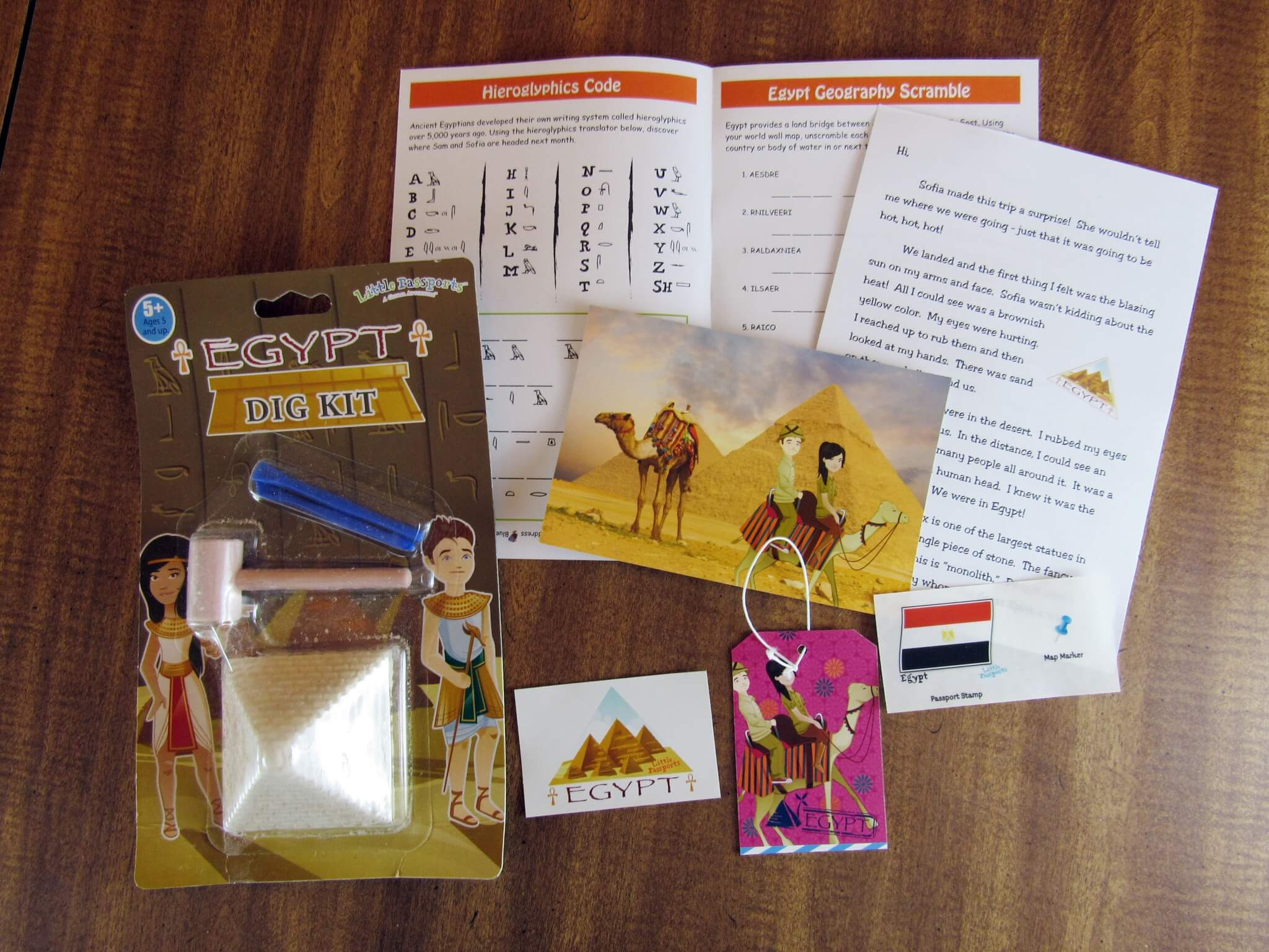Little Passports World Edition Subscription Box Review + Coupon – April 2016