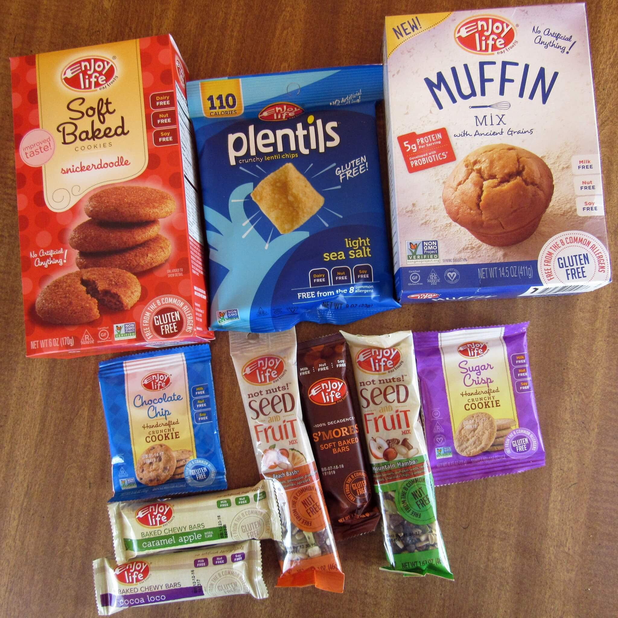 Love With Food Gluten-Free Box Review + Coupon – June 2016