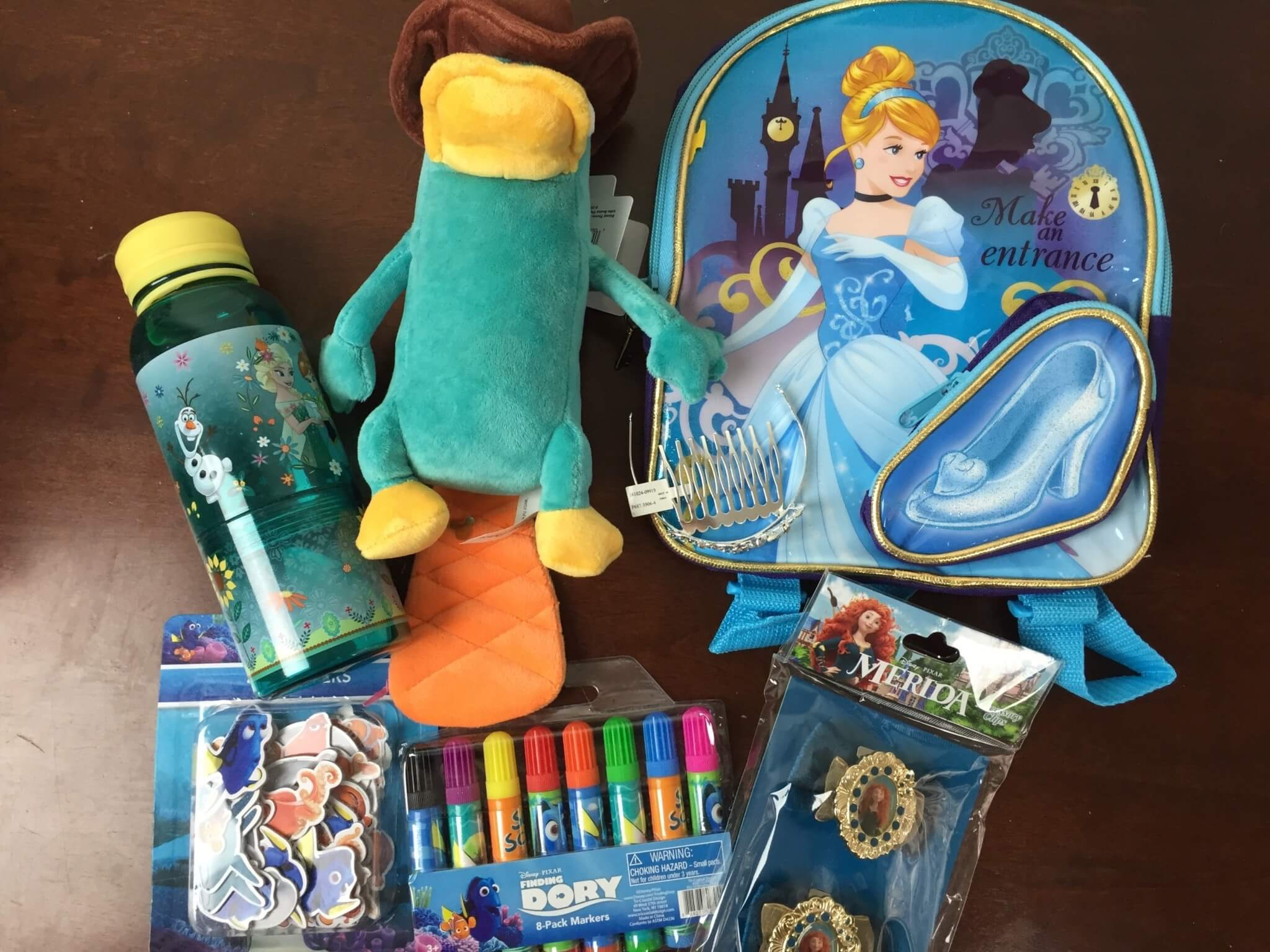 Mickey Monthly Box May 2016 review