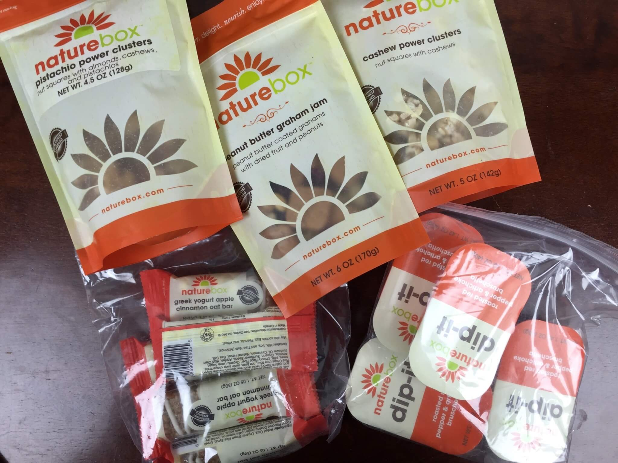NatureBox June 2016 review