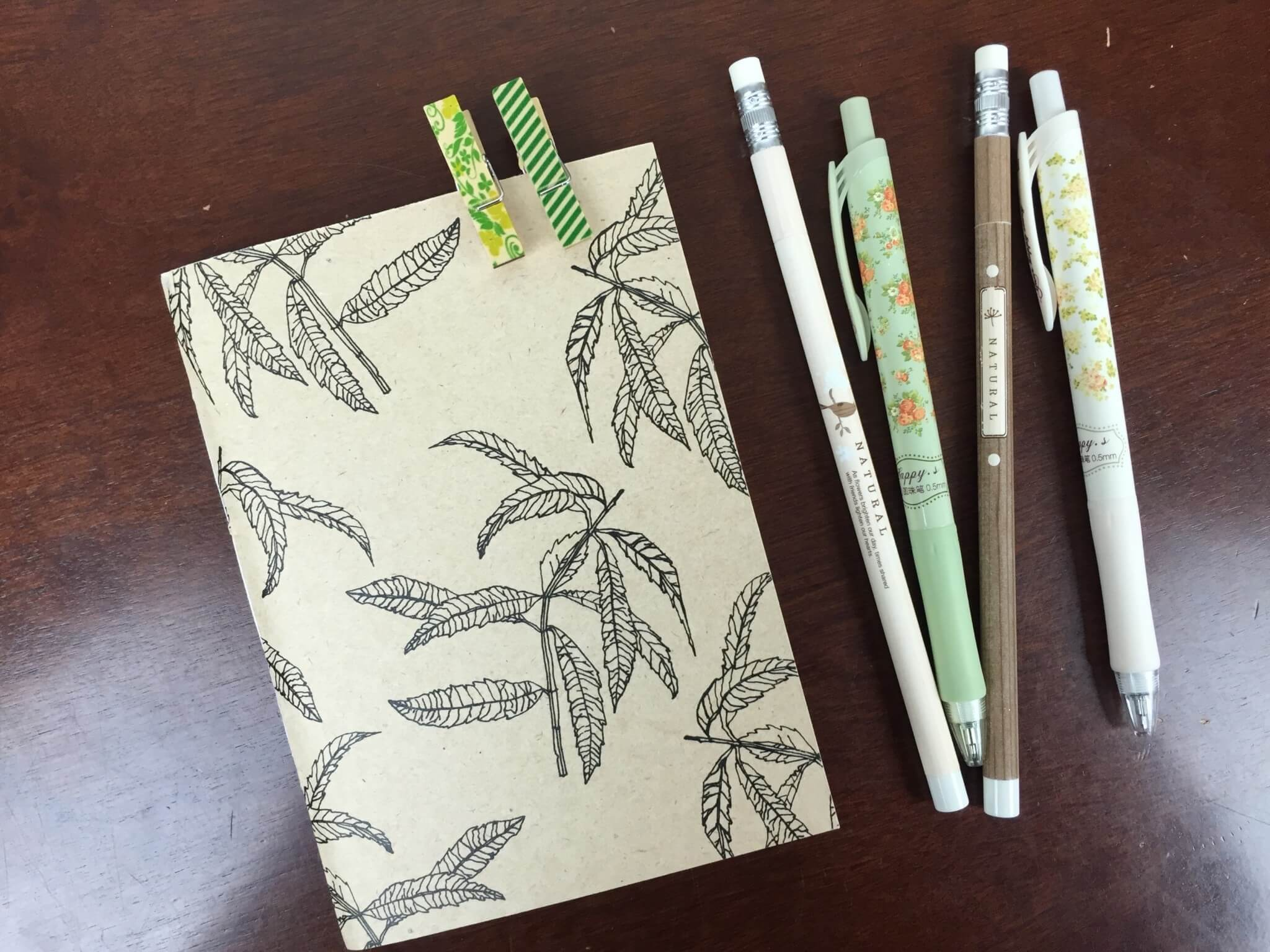 Paper and Pen Box May 2016 review