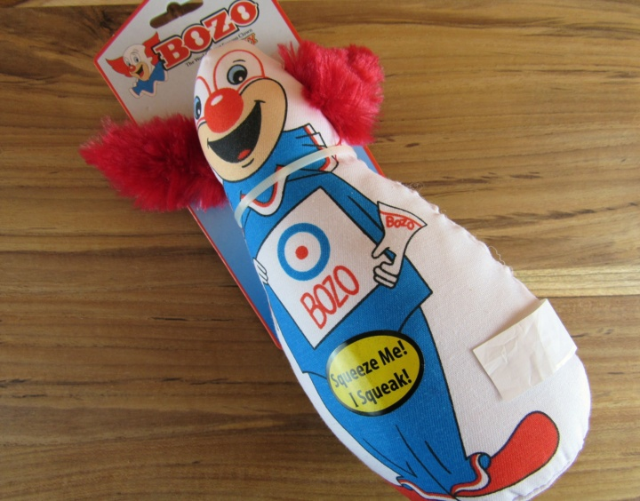 Bozo Dog Toy