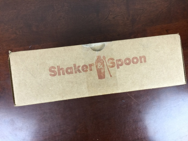 Shaker & Spoon Box April 2016 box