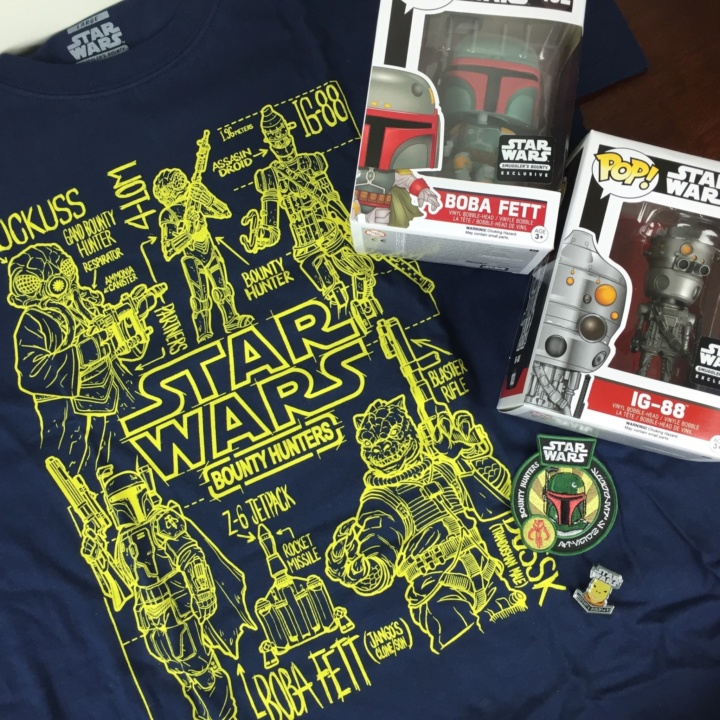 Smuggler's Bounty Box May 2016 review