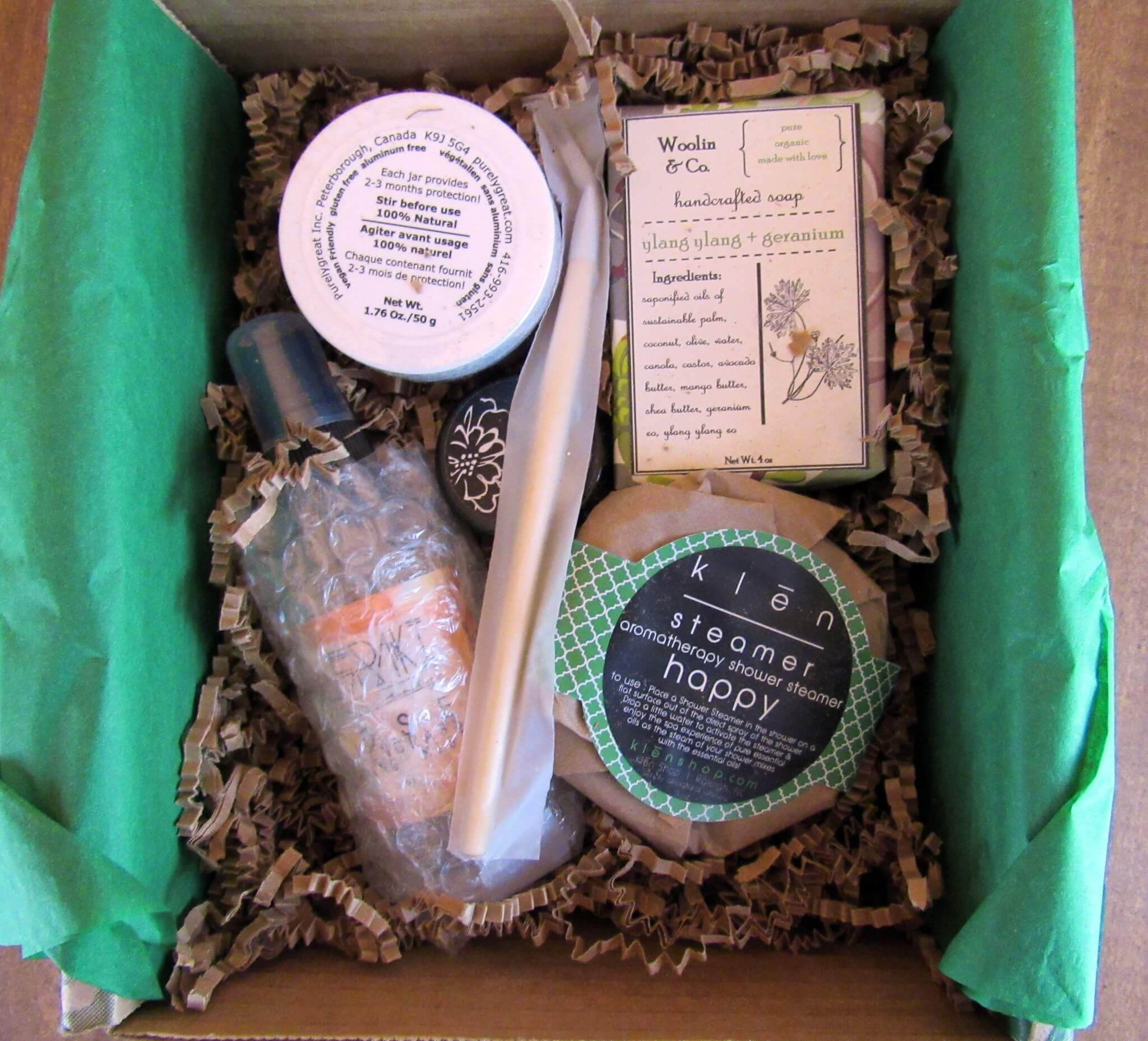 Terra Bella Box May 2016 Subscription Box Review & Coupon + June Spoiler