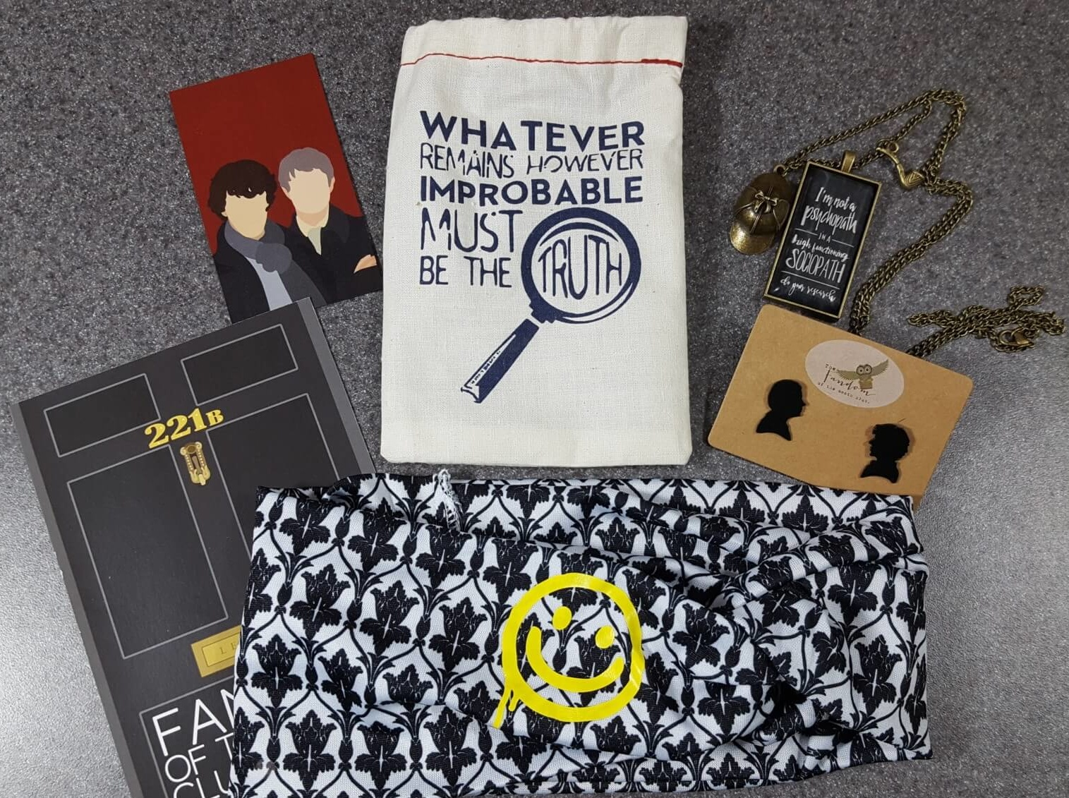 Fandom of the Month Club May 2016 Subscription Box Review & Coupon
