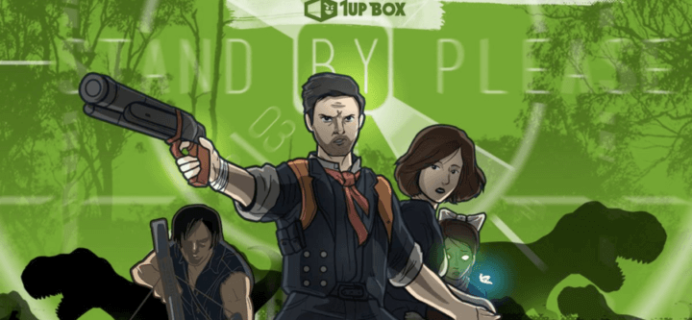 June 2016 1Up Box Spoilers: SURVIVAL + Coupon!