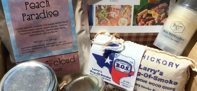 My Texas Market May 2016 Subscription Box Review & Coupon