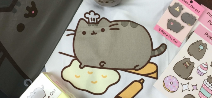 Pusheen Box Spring 2016 Subscription Box Review