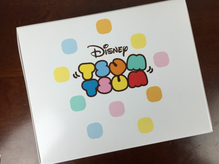 tsum tsum box may 2016 box