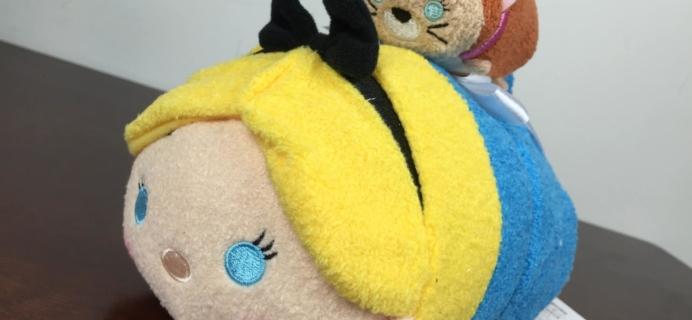 Disney Tsum Tsum May 2016 Subscription Box Review