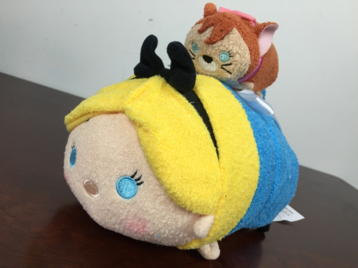 tsum tsum box may 2016 reviewed