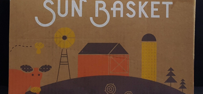 Sun Basket Review & $30 Coupon – June 2016