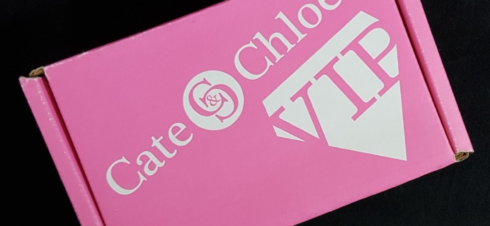 Cate & Chloe VIP Jewelry Subscription Box Review – July 2016