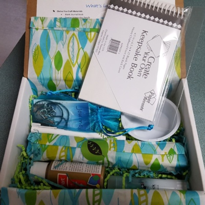 Divine You Crafts July 2016 Subscription Box Review + Coupon
