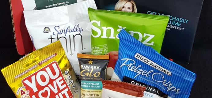 June 2016 Love With Food Subscription Box Review & Coupon
