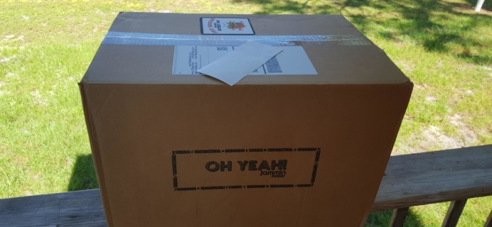Monthly Mystery Box of Awesome by That Daily Deal August 2016 Subscription Box Review