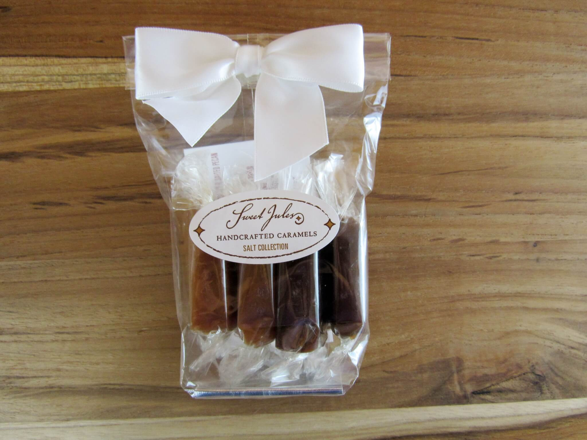 Sweet Jules Salted Caramels