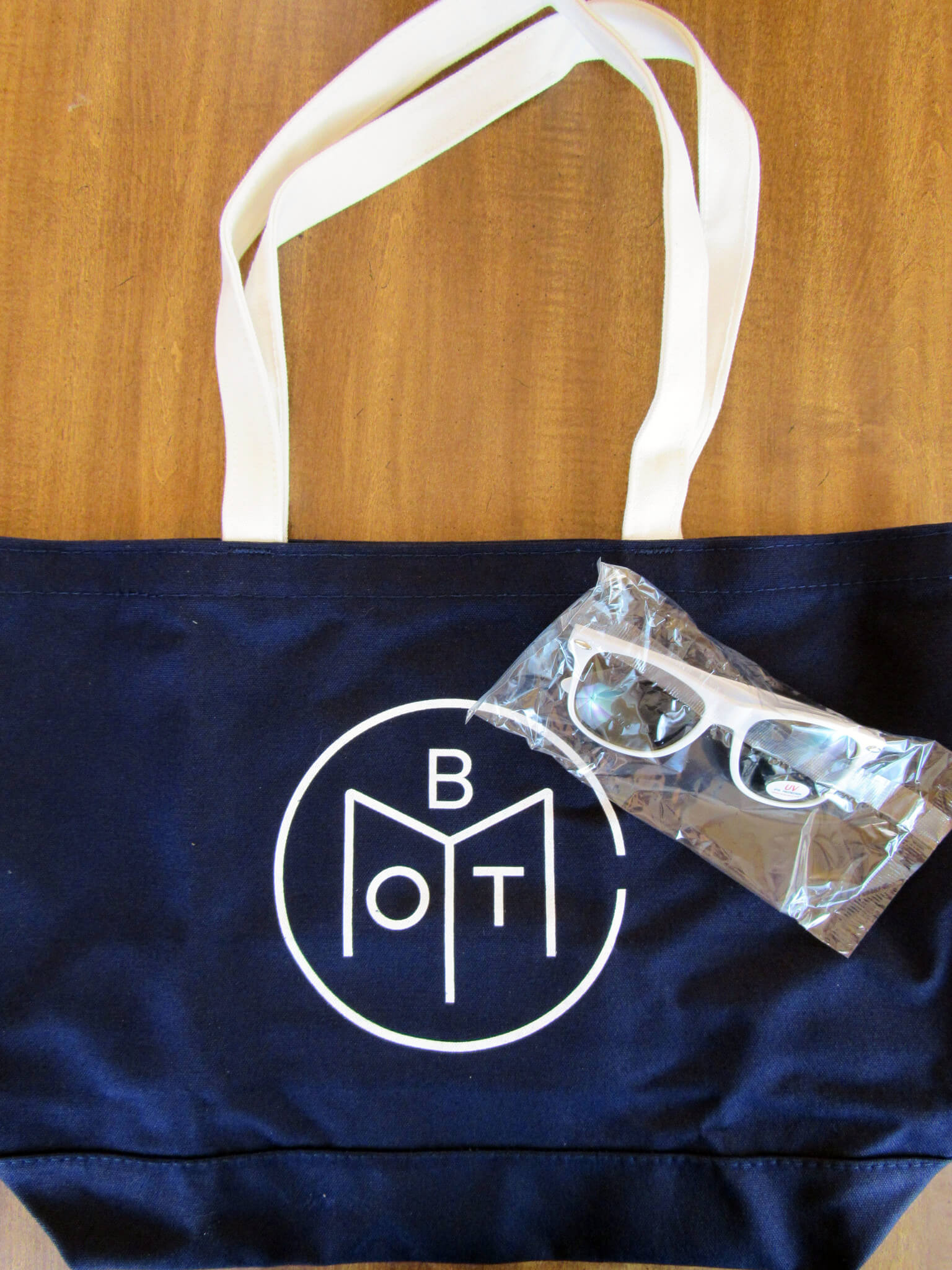 Book of the Month Free Tote & Sunglasses Deal + Review!